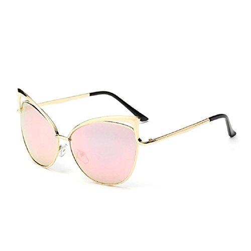 O-C Damen Sonnenbrille Rosa Pink