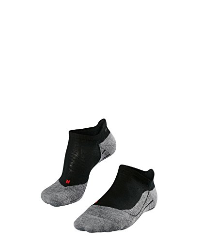 FALKE Herren Socken TK5 Invisible, Black-Mix, 44-45 Preisvergleich