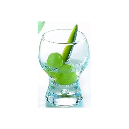 Durobor 443/05 Cosmos bicchierino da grappa/Amuse-Bouche 50ml, 6 bicchieri, senza contrassegno di riempimento