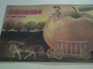 Bummi 1988 Heft 15 Franz und die Äpfel, DDR Bilderheft ab 3 Jahre, Kinderzeitschrift