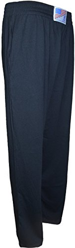 Pantaloni larghi da palestra da uomo pantaloni casual, misura 3XL 4XL 5XL Design-5