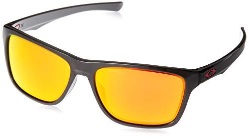 Oakley Herren Holston OO9334 Sonnenbrille, Schwarz (Negro), 0
