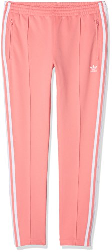 ADIDAS Damen SST Trainingshose, Tactile Rose, 40