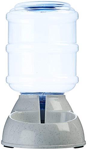 TWOBEE Cane Alimentatore Automatico Acqua Potabile combinata Cibo for Cani Cibo for Gatti Alimentazione Acqua Potabile Alimenti Generali Piccoli Animali Domestici (Size : Waterer)