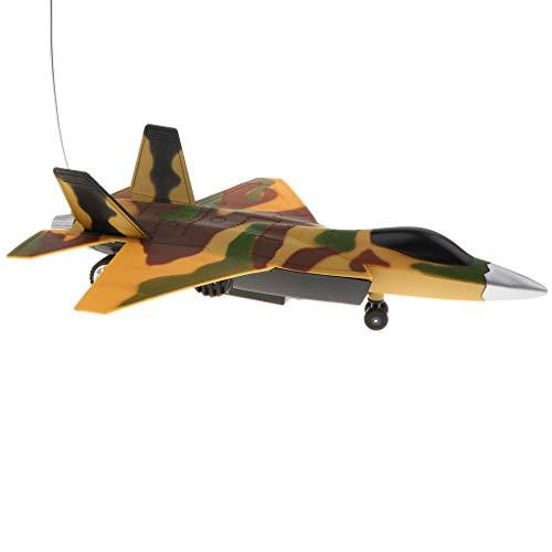 F Fityle Ferngesteuerter Kampfflugzeug RC Militärische Flugzeug Spielzeug, Tolles Geburtstagsgeschenk für Kinder