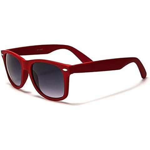 retrouv® Diseño Wayfarer Gafas de sol–UV400)