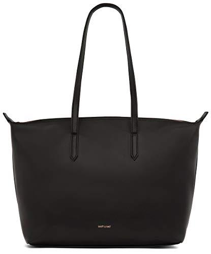 Matt & Nat Loom Abbi Shopper schwarz - Handtaschen Nat Matt
