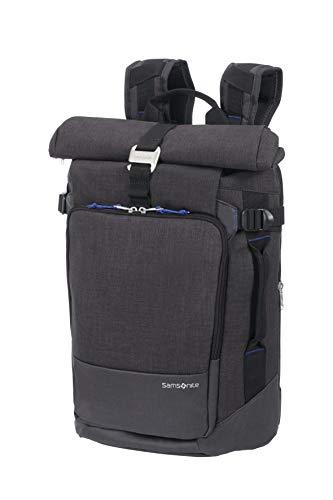 SAMSONITE Ziproll - Laptop Backpack Medium Rucksack, 42 cm, 26.5 Liter, Shadow Blue