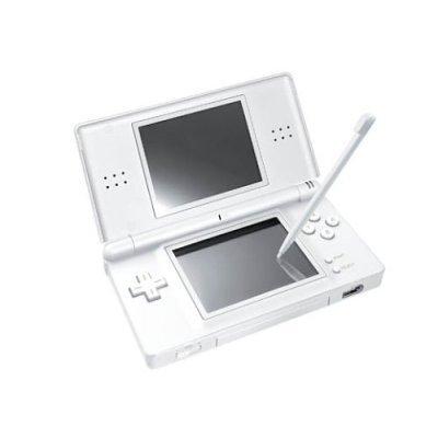 Console Nintendo Ds Lite Blanc