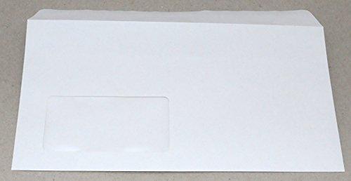 Preisvergleich Produktbild BONG Briefhüllen mF/sk UWS Kom- pakt Packung 1000 Stück, 02239481