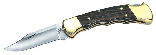 Buck Ranger 0112BRSFG Couteau Mixte Adulte, Marron
