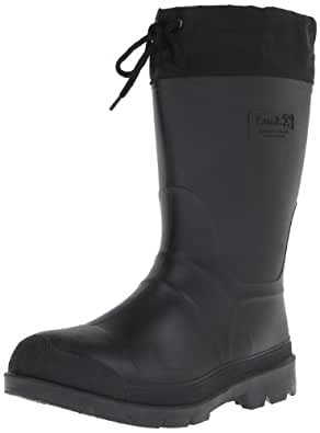 Kamik hUNTER bottes noir taille 39 7 uS