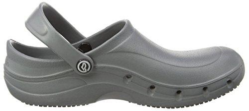 Toffeln Eziklog Scarpe Antinfortunistiche da Adulto, Unisex Grey (Graphite Grey)