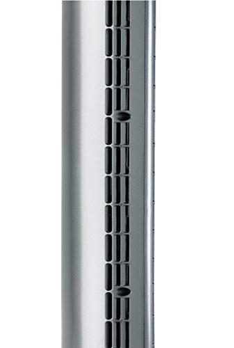 31SZGzlbDBL - Bionaire Ultra Slim Tower Fan, Silver