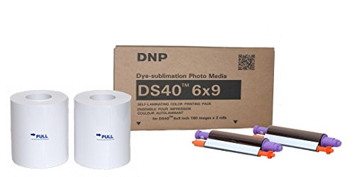 DNP Media DS-40 15X23 Druckerpapier -