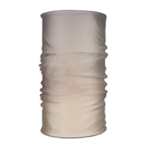 Jieaiuoo Headwear Headband Feather Soft Head Scarf Wrap Sweatband Sport Headscarves For Men Women - Flower Girl Satin Schuhe