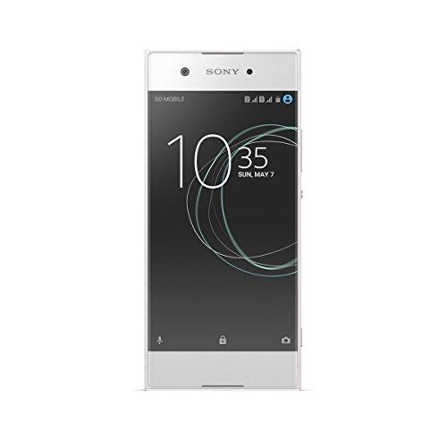 """Sony Xperia XA1 - Smartphone con pantalla HD de 5"""" (Octa Core 2.3 GHz, RAM de 3 GB, memoria interna de 32 GB, cámara de 23 MP, Android) Blanco"""