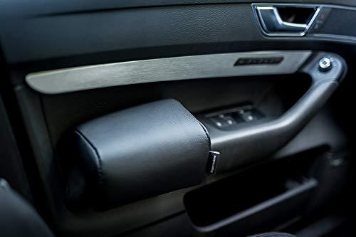 Kruegers Armlehne, Kfz-Polster für die Fahrertür, Höhe 8cm