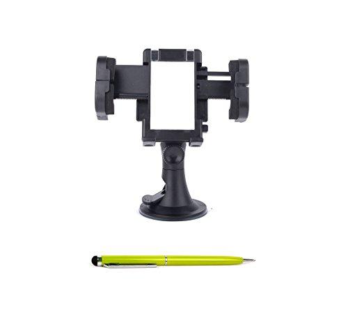 gruner-kugelschreiber-mit-integriertem-eingabestift-und-auto-halterung-fur-asus-zenfone-2-deluxe-las