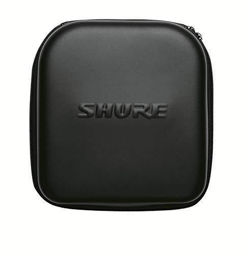 Shure SRH1440, offener Kopfhörer / Over-ear, schwarz, Premium, geräuschunterdrückend, austauschbares Kabel, Velourpolster, natürliche Wiedergabe, erweiterter Übertragungsbereich, linearer Frequenzgang - 9