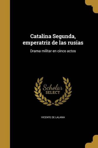 SPA-CATALINA SEGUNDA EMPERATRI