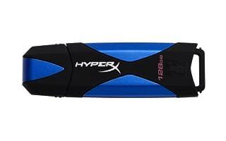HyperX 3.0 DTHX30/128GB - Memoria USB Gaming de 128 GB, Negro y Azul (B0068INTCY) | Amazon price tracker / tracking, Amazon price history charts, Amazon price watches, Amazon price drop alerts