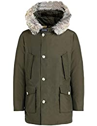 Woolrich Chaqueta Chaleco Largo Artic Parka Hombre Dark Navy DKN w0cps1674cn01
