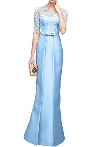 Victory Bridal - Robe - Crayon - Femme bleu clair