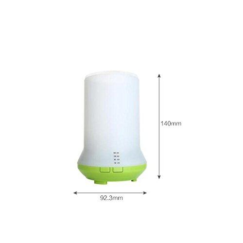 Preisvergleich Produktbild Auto Luftreiniger Mini Aromatherapie Luftbefeuchter Hause ultra - ruhigen feinen Öllampe Aroma Ofen , white