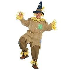 Idea Regalo - Amscan International - Costume da spaventapasseri, per adulto