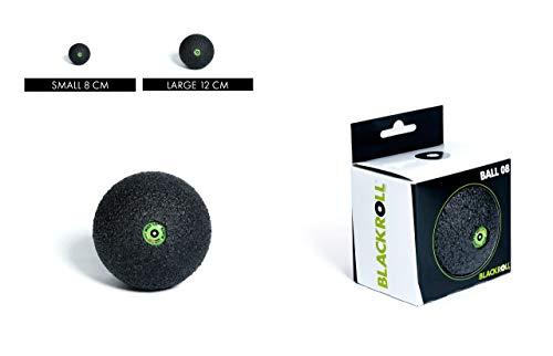 BLACKROLL® BALL 08 cm Faszien-Ball. Selbst-Massage und Faszien-Training