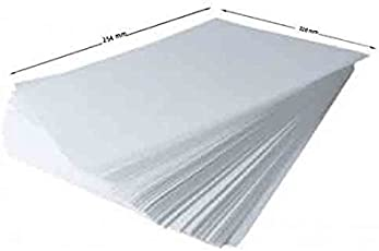 WI 100 Sheets in Bulk Parchment Paper (9x10 inch)