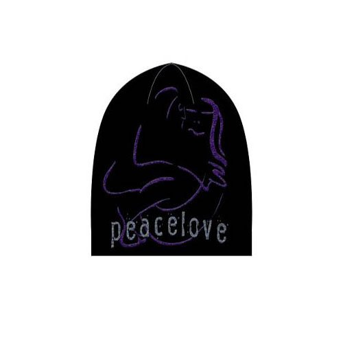 John Lennon - Peace & Love Beanie Hat