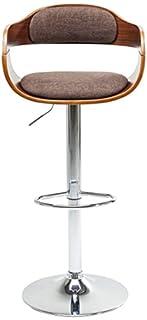 Kare Design Monaco Tabouret de Bar en Cuir avec Pieds en métal Marron 106 x 48 x 49 cm (B01MRHFAHU)   Amazon price tracker / tracking, Amazon price history charts, Amazon price watches, Amazon price drop alerts