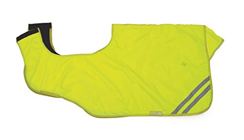 shires-equi-flector-reflective-continental-pattern-exercise-sheet-57-bright-yellow
