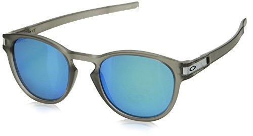 Oakley Herren Latch 926532 Sonnenbrille, Gold (Matte Grey Ink), 52
