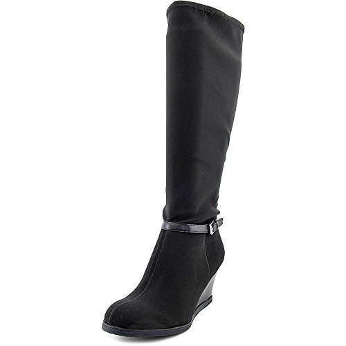 Lauren Ralph Lauren Tula Toile Botte Black