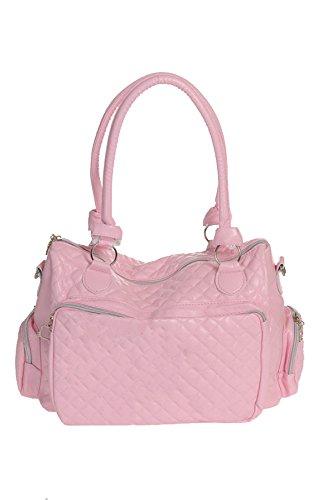 Svago Yy.f Modo Sacchetto Femminile Messaggero Spalla Borse A Mano Il Sacchetto Di Modo Delle Signore Borsa A Tracolla Grande Mano. 3 Colori Pink