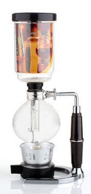 5 Cup Tabletop Siphon (Syphon) Coffee Maker