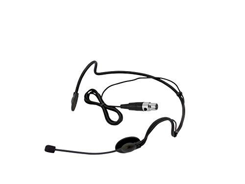 OMNITRONIC HS-105 XLR Headset-Mikrofon WAMS-05 (Mikrofon Headset, Xlr)