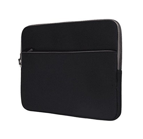 Reißverschluss Tragetasche aus Neopren Fall Zwei Innentaschen; Cover für Samsung Galaxy Tab S3S224,6cm/Asus Transformer Mini T10310.1/zenpad 3S 10/LG G Pad III 10.1FHD 10.1/Lenovo Yoga Buch 10.1