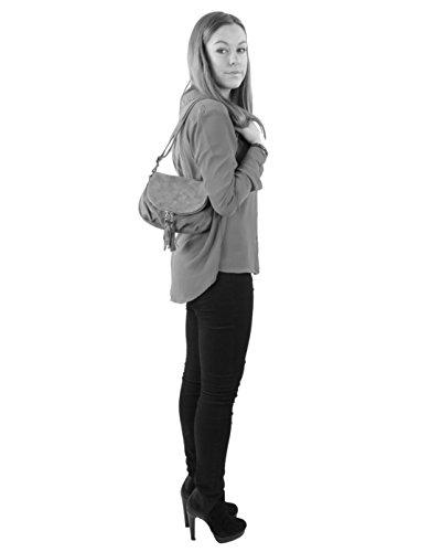 histoireDaccessoires - Borsa a tracolla Pelle Donna - SA144621GG-Edoardo Nero Salida De Elegir Un Mejor Comprar Bajo Precio Barato Tarifa De Envío De Descuento En Línea Auténtica Compra Libre Del Envío 43YIdd5Y