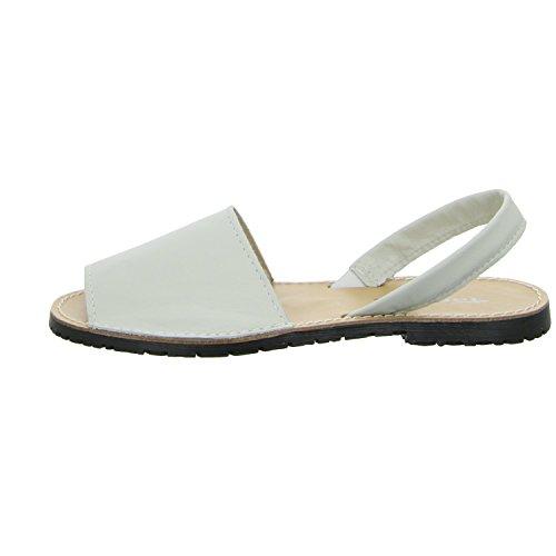 bis Absatz 28916 Sandalette Damen 30mm 1 109 36 Tamaris Wei wPTOYq88