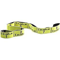 Sveltus - Elastiband® - 10 kg - Jaune - Elastique