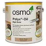 Osmo 3044 Polyx Natürliches Holzöl, Transparent, 2,5l