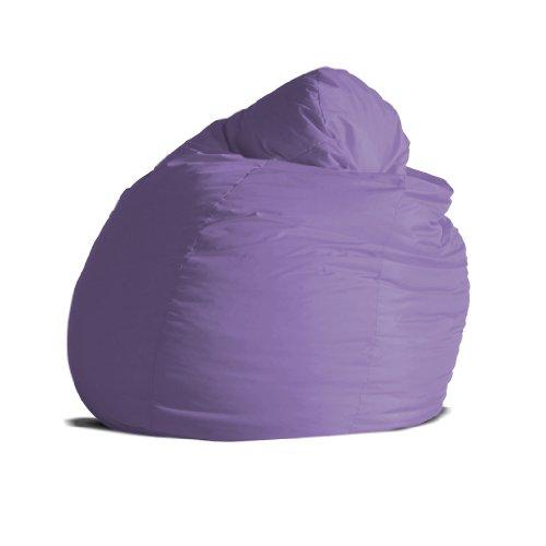 Pouf poltrona sacco grande BAG XXL Jive tessuto tecnico antistrappo ...