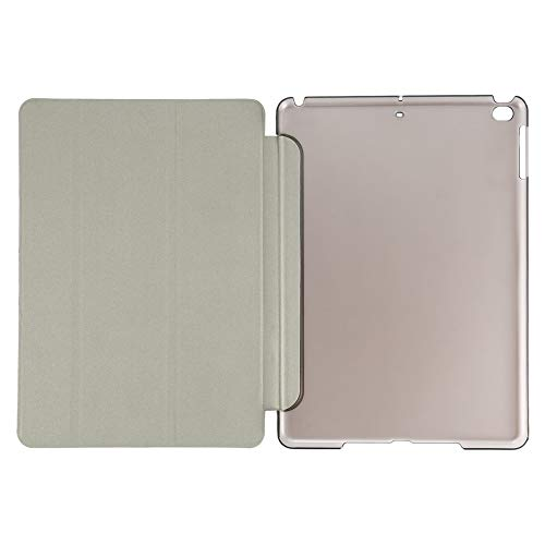 Prinbong Anti-Staub Shockproof Fallschutz Screen Guard Smart Case 360   rotierend für iPad Air/für iPad Air 7 PU Leder Back Cover Case Screen Guard