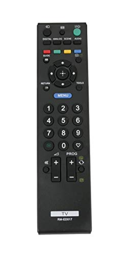 VINABTY RM ED017 Control Remoto Compatible Sony KDL