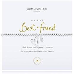 Pulsera Joma Jewellery - Plata de ley - mejor amiga