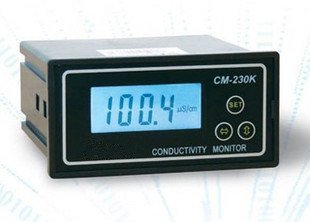 moniteur de conductivité conductivité Mètre 0–1999us/CM erreur: 2% F.s ATC